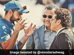 """May Your Batting Always Be Like A F5 Button"": Virender Sehwag"