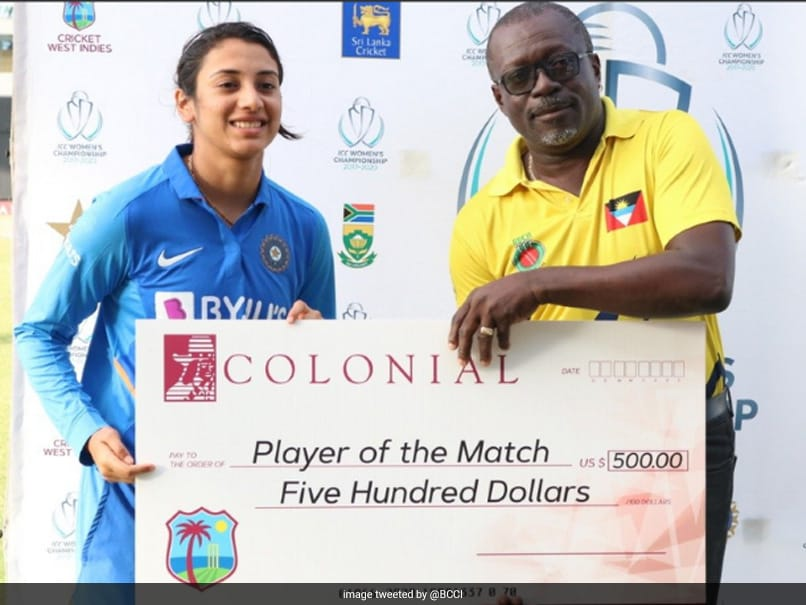 WIW vs INDW 3RD ODI: Smriti Mandhana Leads the Way on Comeback as India Clinch Series Against WI