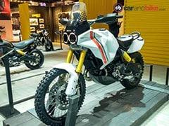 Ducati Scrambler DesertX To Make Its Global Debut In December 2021