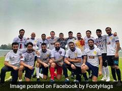 ক্রিকেট থেকে নির্বাসিত হয়ে ফুটবলে মাতলেন Shakib Al Hasan