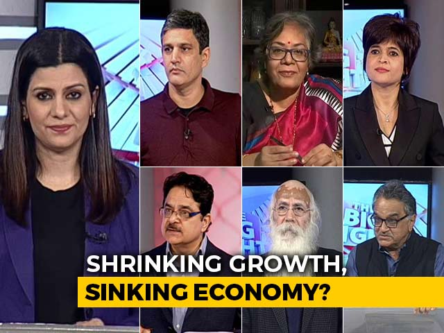 Video : Economy In ICU: Will Government's Growth Boosters Work?