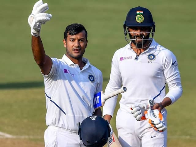 """India vs Bangladesh: """"You Asked For It, You Got It"""": Mayank Agarwal Responds To Virat Kohlis Call For Double Hundred. Watch"""