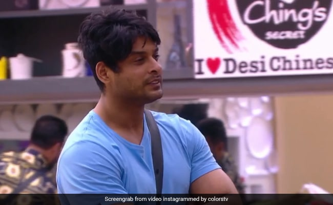 Bigg Boss 13 Written Update November 5 2019 Siddharth