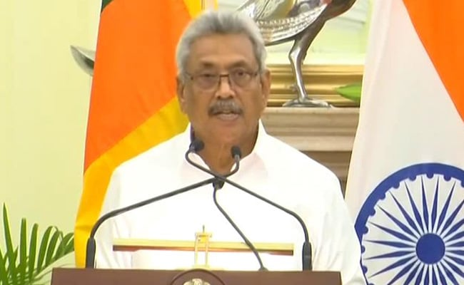 Want To Take Ties With India To 'Very High Level': Sri Lanka President