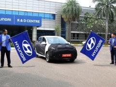 Hyundai Officially Starts Testing Aura Subcompact Sedan