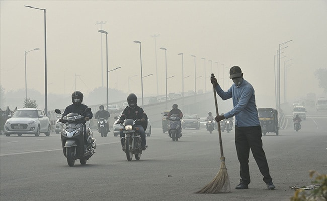 'Real Culprit' Of Pollution Is Stubble Burning, Delhi Tells Top Court