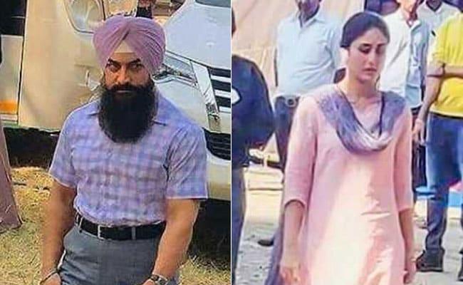 Laal Singh Chaddha: জাঠ 'আমিরি' চাল, ছিমছাম সাজে করিনা....VIral!