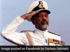 Former Navy Chief Admiral Sushil Kumar Dies At 79
