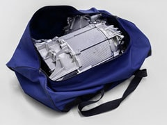Volkswagen's Electric Motor For The I.D 3 Fits Into A Sports Bag