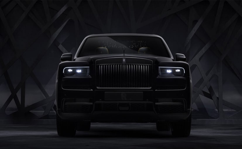 Rolls-Royce Cullinan Black Badge Debuts Sinister Style, More Power