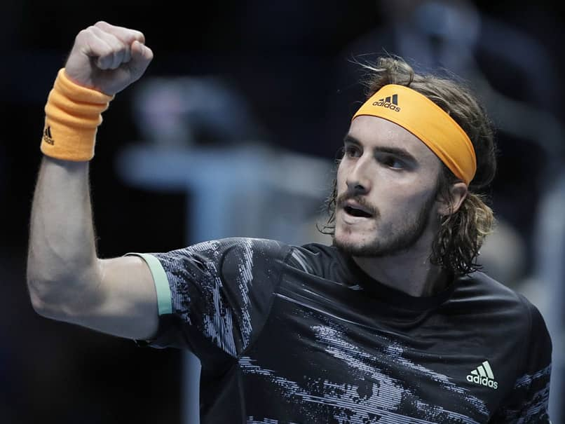 ATP Finals: Stefanos Tsitsipas Beats Daniil Medvedev, Rafael Nadal Gears Up For Opener