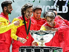 Rafael Nadal Inspires Spain To 6th Davis Cup Triumph