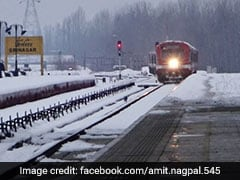 Limited Train Services To Resume In Kashmir From Tuesday: Railway Official