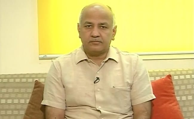 Want 'Immediate Solution' To Police-Lawyer Standoff: Manish Sisodia
