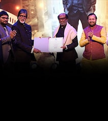 IFFI: Rajinikanth Receives Icon Of Golden Jubilee Award, Felicitates Big B