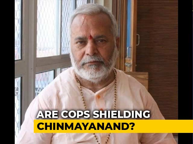 """Video : """"All Evidence Prove Charges Against Chinmayanand, Law Student"""": UP Cops To Court"""