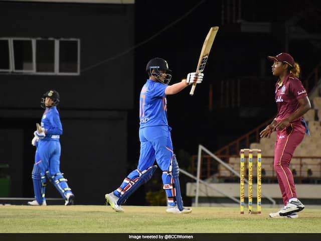 India Women vs West Indies Women: Shafali Verma, Smriti Mandhana Power India To 84-Run Victory Over West Indies