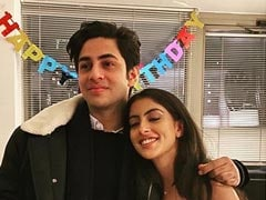 Shweta Bachchan Posts Birthday Wish For Son Agastya, 'Navya Is Gonna Kill You', Writes Abhishek