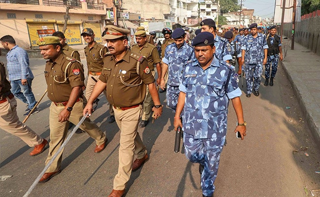 Deployment Of Paramilitary Forces In 5 States Eased After Ayodhya Verdict
