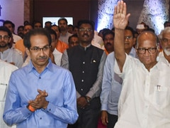 A Day After Differences, Sharad Pawar, Uddhav Thackeray Share Stage