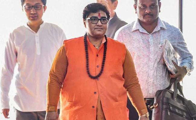 'If She Sets Foot...': Congress MLA Warns Pragya Thakur Amid Godse Row