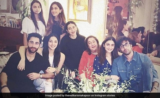 Finally Alia is accepted in the Kapoor family