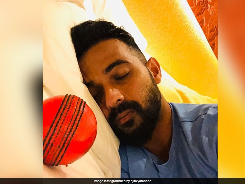 "Virat Kohli, Shikhar Dhawan React To Ajinkya Rahanes ""Dreaming About Historic Pink Ball Test"" Picture"