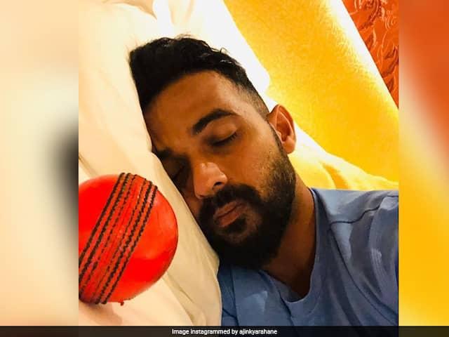 "Virat Kohli, Shikhar Dhawan React To Ajinkya Rahanes ""Dreaming About Historic Pink Ball Test"" Picture"