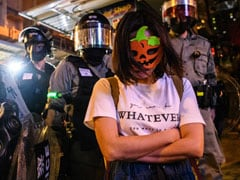 Halloween Is Latest Victim Of Hong Kong's Crackdown On Masked Protests