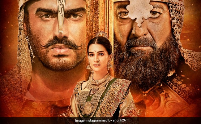 Panipat Trailer: Arjun Kapoor Vs Sanjay Dutt Gets As Grand And Fierce As It Can