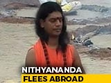 "Video : ""No Formal Information"": Centre On Reports Of Nithyananda Fleeing Abroad"
