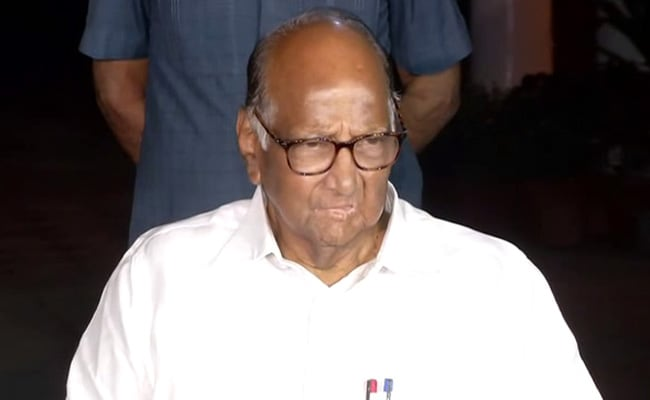 Live Updates: More Talks Needed For Final Decision On Maharashtra: Sharad Pawar After Meeting Sonia Gandhi
