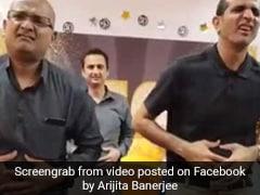 डॉक्टरों ने Himesh Reshammiya के गाने पर किया 'कब्ज वाला डांस', बोले- 'एक बार आजा...' देखें Video