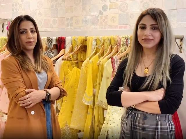 A Tete-a-Tete With Bollywood Designers Sukriti And Aakriti Grover