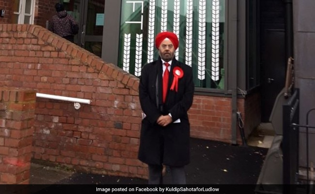 British Sikh Candidate Accuses Poll Rival Of Insulting His Turban