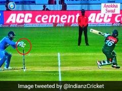 Ind Vs Ban: ऋषभ पंत की गलती से आउट होने वाला बल्लेबाज दिया गया Not-Out, लोग बोले- 'धोनी से सीखो...' देखें VIDEO