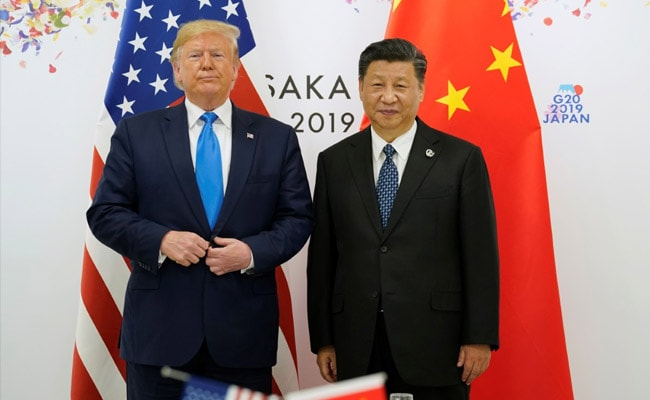 Trump says the China relationship is