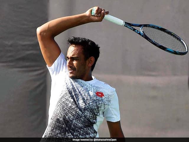 Davis Cup: Sasi Kumar Mukund Pulls Out Of India vs Pakistan Tie With Foot Injury