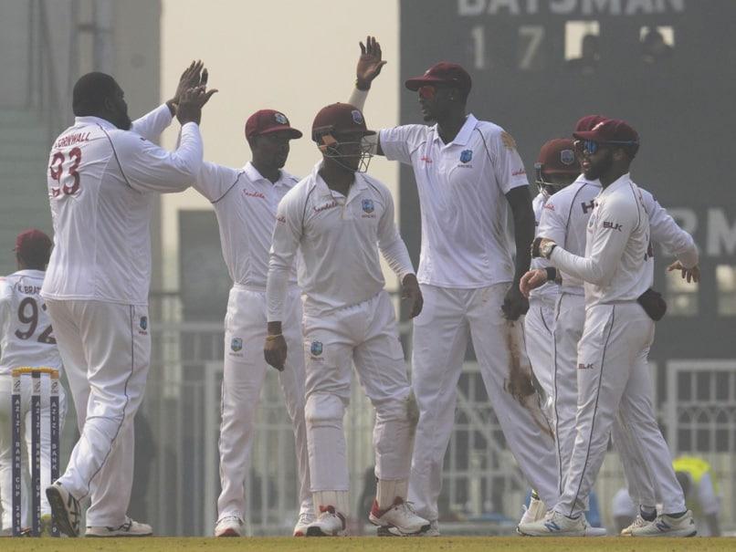 Afghanistan vs West Indies: Rahkeem Cornwall Registers Career-Best Figures To Put West Indies Ahead On Day 1