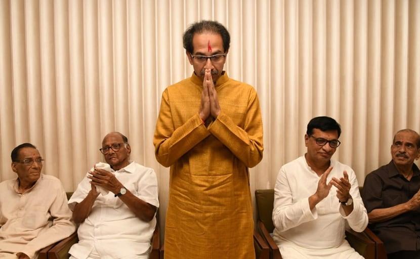 महाराष्ट्र को लेकर बॉलीवुड एक्टर ने किया ट्वीट, बोले- अगर उद्धव ठाकरे सीएम बने तो...