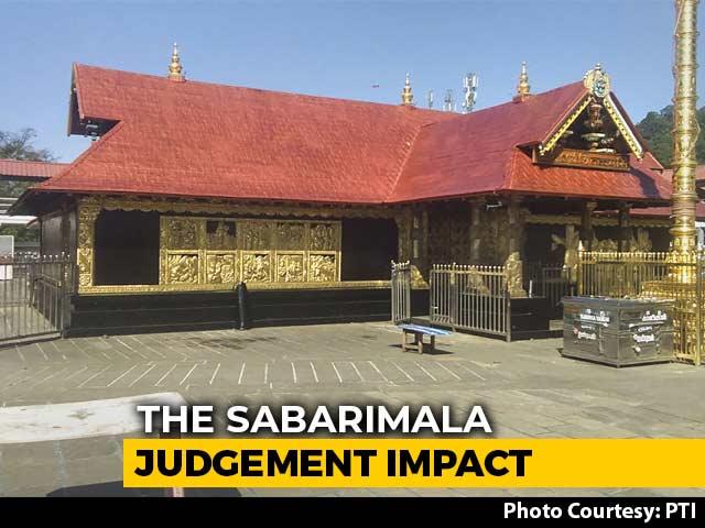 Video : Sabarimala Judgement Impact