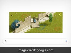 Google Doodle Celebrates Anniversary Of Fall Of Berlin Wall