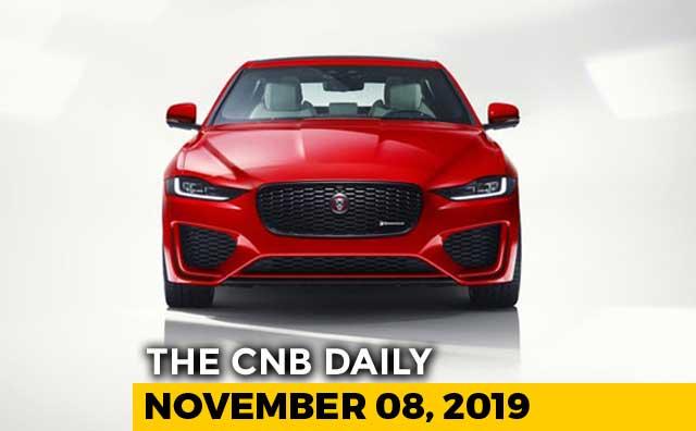 2020 Jaguar XE launch, Okinawa Lite Launched, Renault Triber Sales