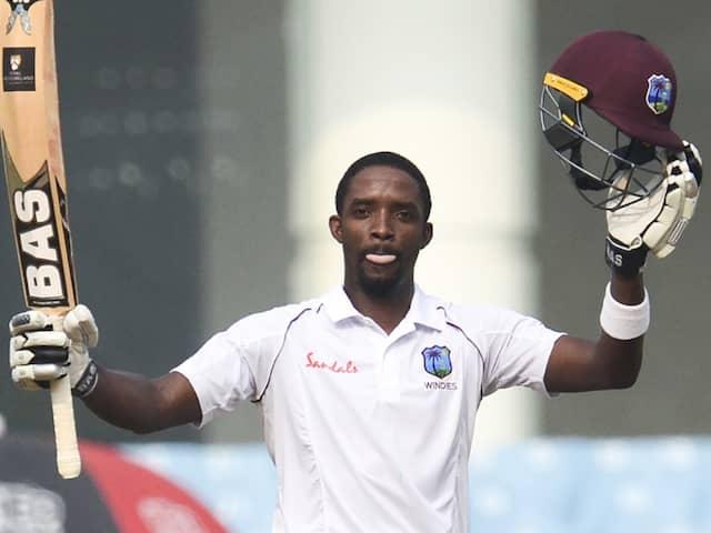 Afghanistan vs West Indies: Shamarh Brooks, Spinners Put West Indies On Top In Afghanistan Test