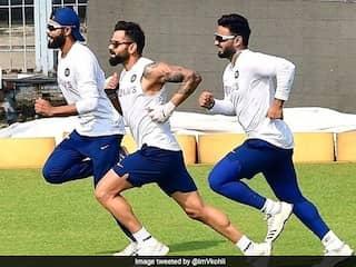 विराट कोहली ने पिंक बॉल टेस्ट खेलने को लेकर टिम पैनी के कसे हल्के तंज पर दिया यह जवाब