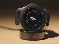 Stellar Battery Life on a Smartwatch