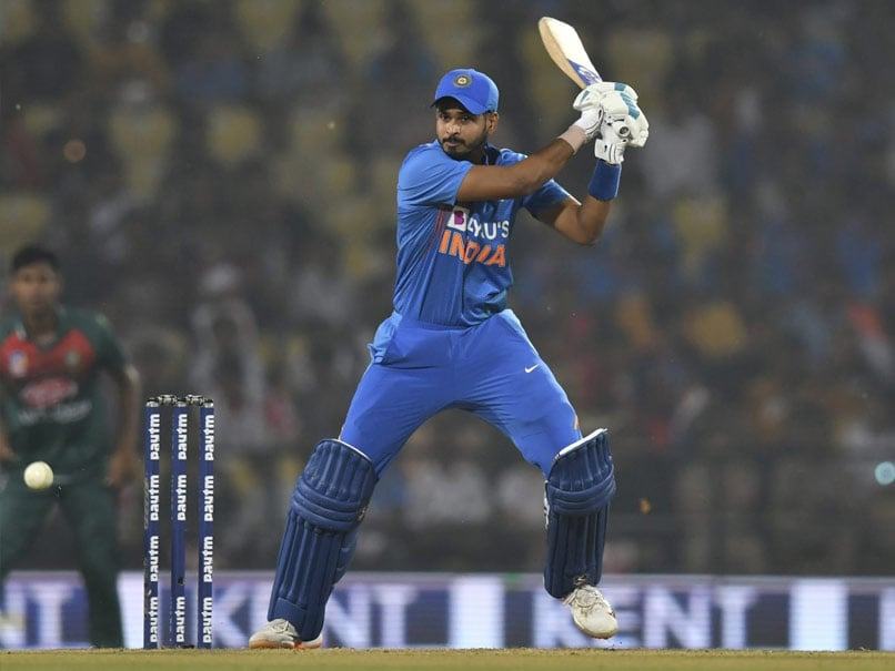IND vs BAN T20I Series: Shreyas Iyer is Indias latest No 4 batsman now