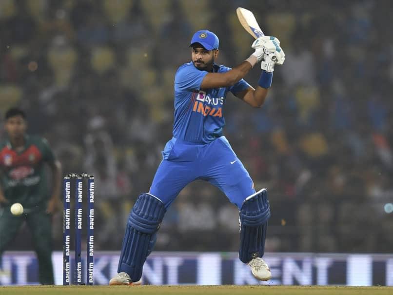 IND vs BAN T20I Series: Shreyas Iyer is Indias latest No 4 batsman now