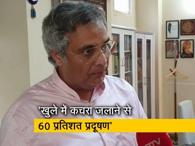 Videos : रवीश कुमार का प्राइम टाइम: प्रदूषण पर 2015 में याचिका दायर करने वाले वकील से खास बातचीत