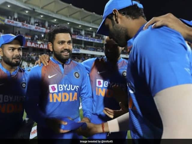 India vs Bangladesh: Guess Who Gave Rohit Sharma His 100th T20I Cap Ahead Of Bangladesh Win?